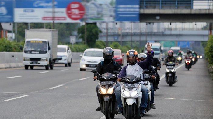 Jalan Medan Merdeka Barat Hingga Medan Merdeka Timur Sering Dijadikan Lokasi Balap Liar