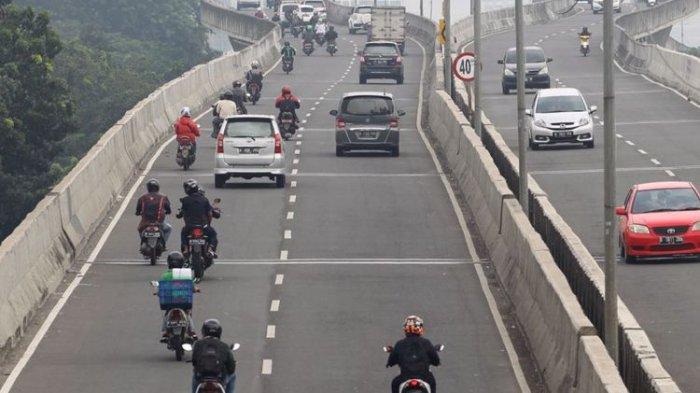 Pemprov DKI Permanenkan JLNT Kampung Melayu - Tanah Abang Jadi Jalur Sepeda Road Bike