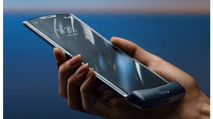 Motorola Razr Lahir Kembali, Ponsel Layar Lipat dengan Desain Futuristis: Harga Rp 21 juta