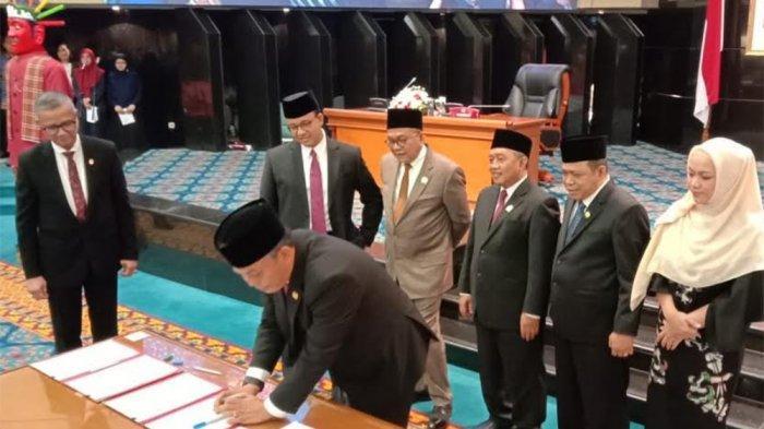 DPRD dan Pemprov DKI Jakarta Sepakati Rancangan APBD 2020 Rp 87,9 Triliun