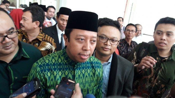 Tanggapi Kabar Romahurmuziy Kena OTT KPK, Sudjiwo Tedjo Singgung Reaksi 2 Kubu Berbeda: Mbosenin