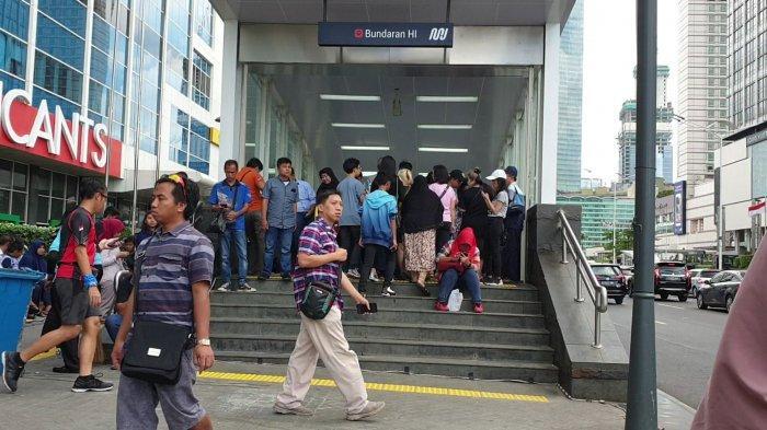 Naik MRT Gratis Sampai 31 Maret, Ini Tata Cara Pendaftaran Online