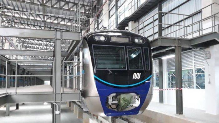 Pembangunan Stasiun MRT Fase II Bakal Pasang Sensor Pendeteksi Gempa