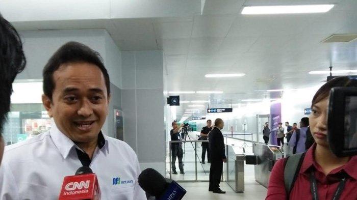 Hari Pertama Tarif Normal, MRT Jakarta Angkut 77.696 Penumpang
