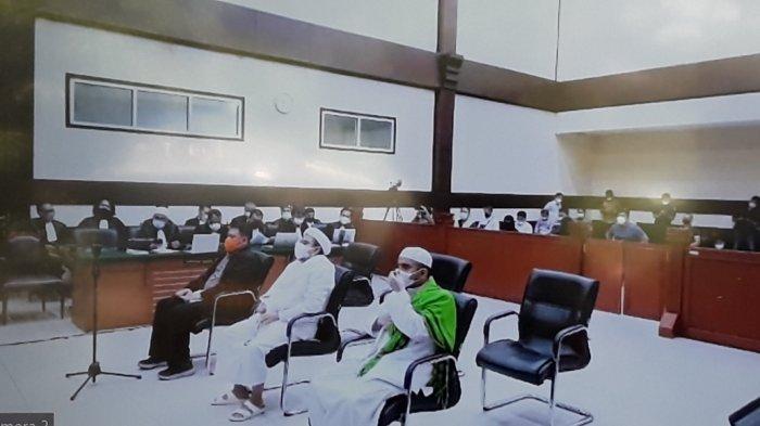 Alasan Menantu Rizieq Buat Video Testimoni, Eks Pimpinan FPI Diserang Hoaks Kritis dan Kena Azab
