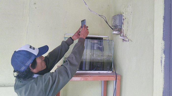 Muhammad Rusli Penderita Disartria, Petugas Pencatat Meteran Listrik yang Ingin Terangi Negeri