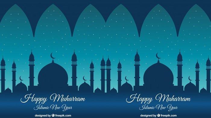 35 Ucapan Selamat Tahun Baru Islam 1 Muharram 1442 H, Lengkap dengan Bahasa Indonesia & Inggris
