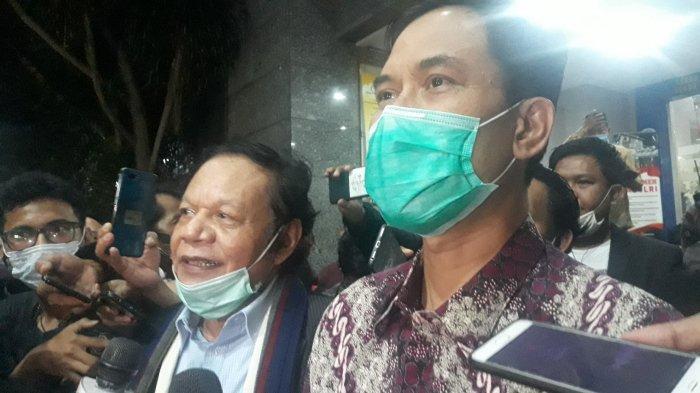 Sekretaris Umum FPI Munarman: Lucu Saja, Muhammad Rizieq Shihab Ditangkap tapi di Kantor Polisi