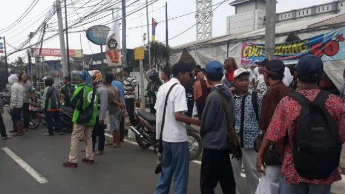 Dua Murid SMKN 49 Jakarta Utara yang Tewas Dilindas Truk di Cakung Jakarta Timur, Keduanya Sahabat