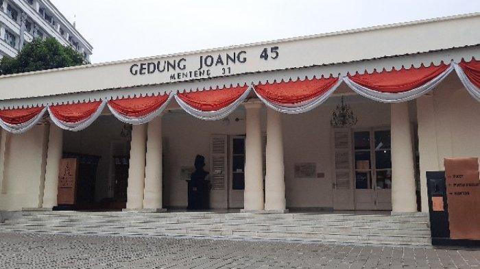Museum Joang 45 Simpan Sederet Sejarah Pejuang Kemerdekaan Indonesia
