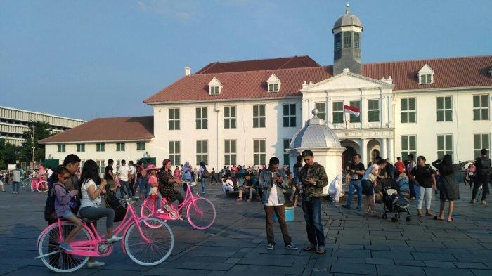 Ditutup Karena Corona, Pihak Museum Sejarah Jakarta Pasang Pengumuman di Area Museum