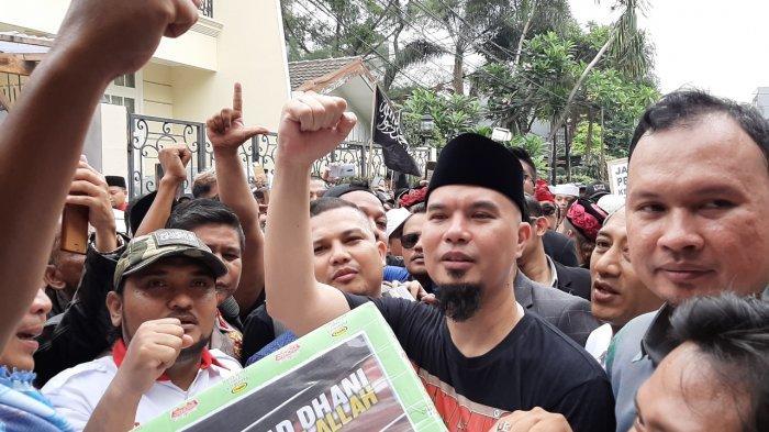 5 Fakta Ahmad Dhani Bebas: Hikmah Dipenjara, Timbul dan Tenggelam Bersama Rakyat, Reaksi Mulan