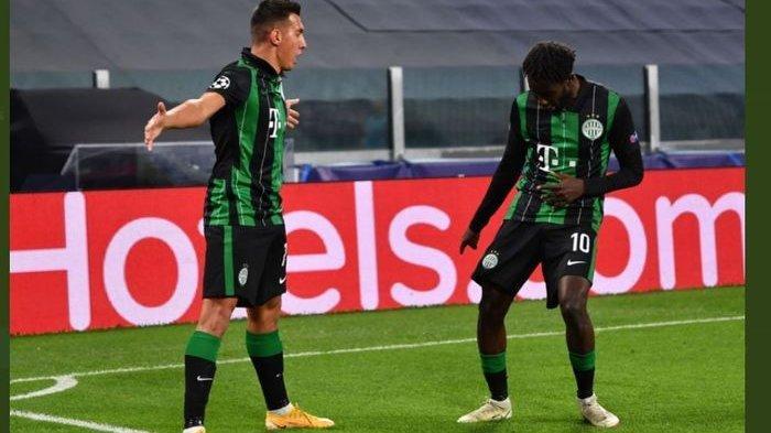 Myrto Uzuni Kena Sial Karena Tiru Selebrasi Ronaldo, Juventus Lolos ke Babak 16 Besar Liga Champions