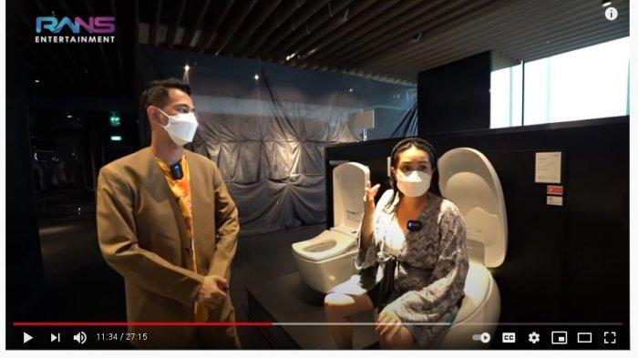 Nagita Slavina Beli Toilet & Bathtub Mewah Sampai Rp 2 M, Raffi Ahmad Santai: Terserah Kamu Sayang