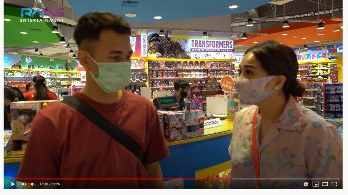 Borong Mainan Sampai Puluhan Juta, Nagita Memelas Minta Ini ke Raffi Ahmad: Buang-buang Duit Ya?