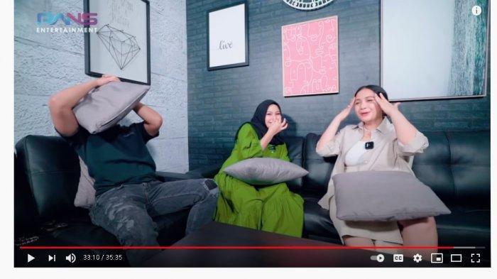 Nagita Ngakak Dengar Celotehan Aurel Soal Hubungan Suami Istri Pas Hamil, Atta Jadi Salah Tingkah
