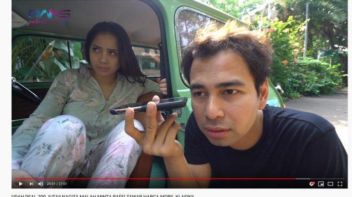 Nagita Slavina Kesal Mobil Rp 700 Juta Alami Ini, Raffi Ahmad Langsung Telpon Andre Taulany