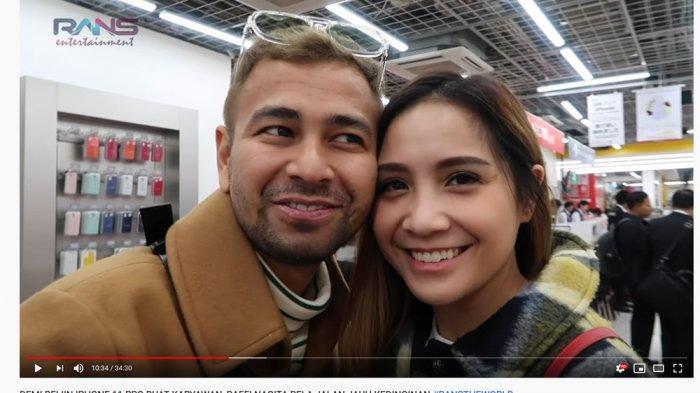 Terungkap Alasan Raffi Ahmad Hadiahi Karyawan iPhone 11 Pro, Suami Nagita Slavina Santai Bilang Ini