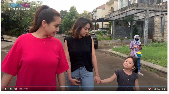 Nagita Slavina Tawarkan untuk Tinggal di Andara Lagi, Gempi Bereaksi Polos: Sama Mamah, Sama Papah
