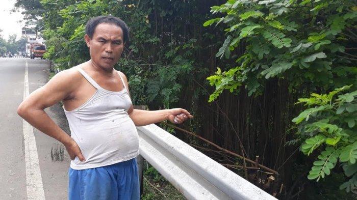 Cerita Nainggolan Ketika Melintasi Lokasi Tempat Penemuan Mayat di Taman Tol Jagorawi