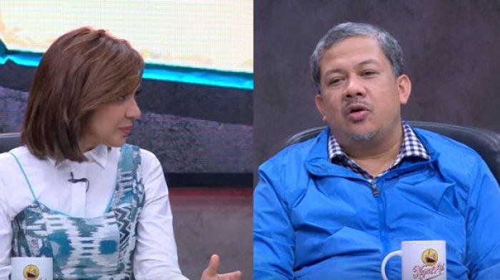 Kagetnya Najwa Shihab Dengar Pernyataan Fahri Hamzah soal Pemerintahan Jokowi, Beri Pujian Begini