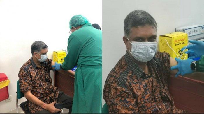 Komitmen Melindungi, 1.339 Tenaga Kesehatan & Staf RS Columbia Asia Indonesia Suntik Vaksin Covid-19