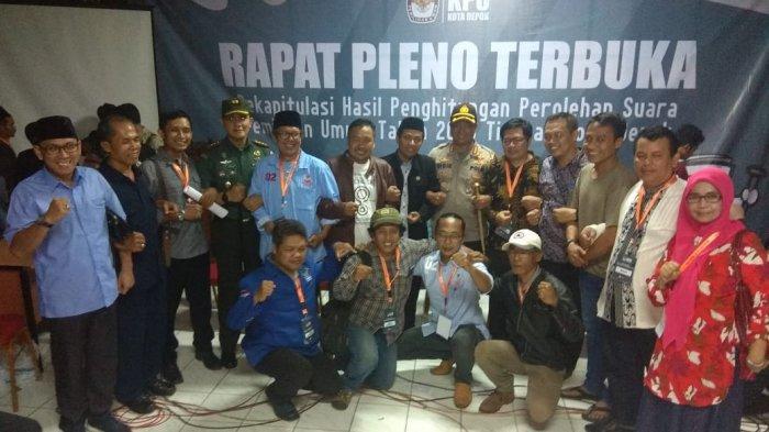 Update Terbaru Pilkada 2020 Kota Depok: 4.049 Bilik Suara Tiba di Gudang KPU