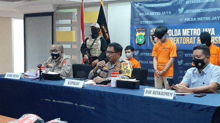 Tegaskan Serius, Kapolda Metro Jaya Janji Segera Ringkus Pelaku Begal Kolonel Marinir saat Bersepeda