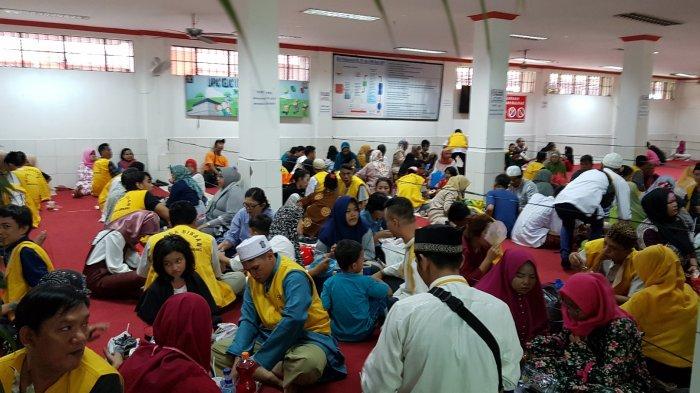 Lapas Cipinang Berikan Kesempatan Keluarga Napi Berkunjung Saat Idul Fitri