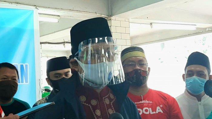 Presiden Joko Widodo hingga Kapolri Sumbang Sapi di Masjid Istiqlal