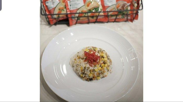 Anak Anda Sulit Makan Nasi? Coba Variasikan dengan Kacang Hijau dan Ubi Merah