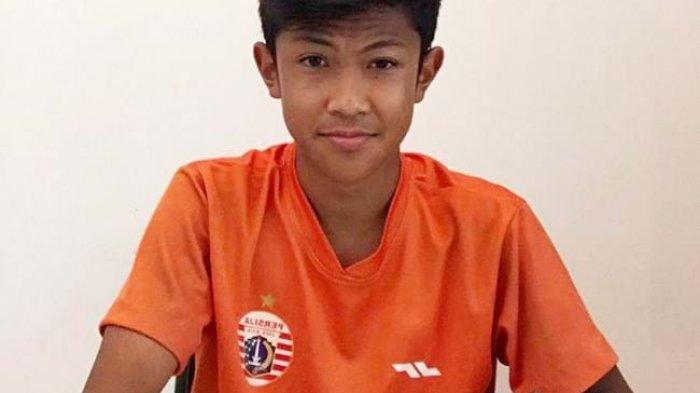 Punya Bekal dari Tottenham Hotspur, Nathan Fariel Kusuma Bangga Perkuat Persija Jakarta