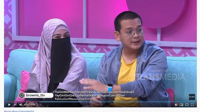 4 Tahun Nikah Wardah Maulina Akhirnya Hamil Anak Pertama, Natta Reza Justru yang Mual dan Ngidam
