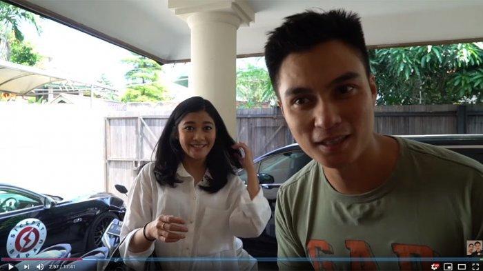 Baim Wong Ganti Warna Rambut Jadi Merah Putih, Naysila Mirdad Ikut Komentar Begini