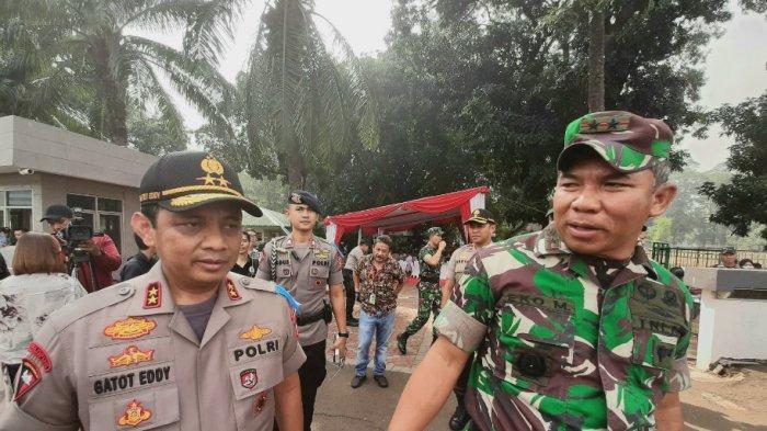 Proses Pelantikan Presiden-Wakil Presiden RI Berjalan Lancar & Sukses, Sinergi TNI-Polri Dilanjutkan