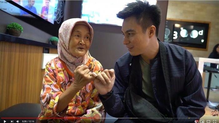Lihat Kebiasaan Nenek Iro Tiap Pagi, Baim Wong Akui Merasa Malu: Harus Saling Belajar & Mengingatkan