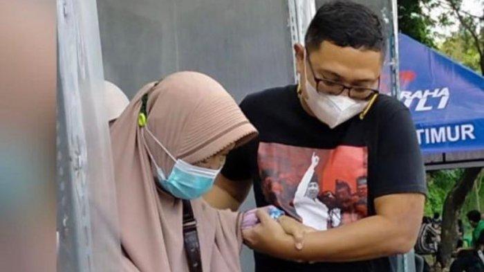 Brando Susanto: Kantor Partai Harus Terbuka Bantu Masyarakat Layani Vaksinasi Covid-19