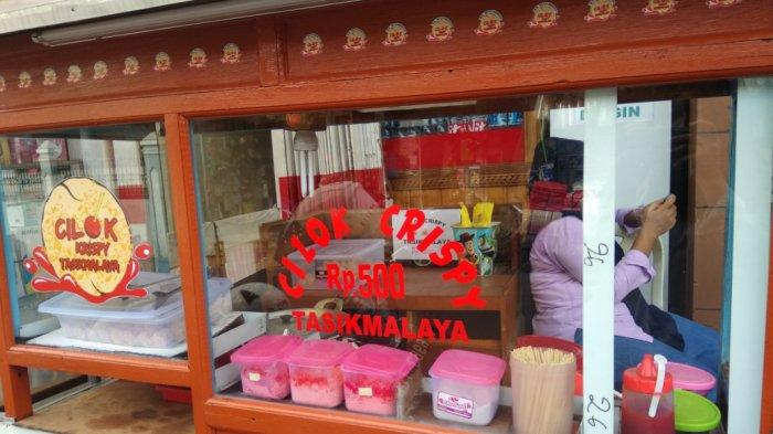 Cilok Crispy Dengan 4 Varian Rasa Dijual Seharga Rp 500