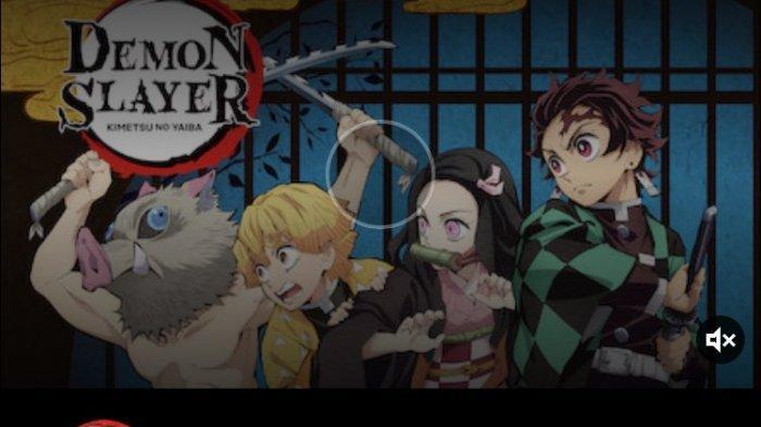 Netflix bakal menayangkan anime Demon Slayer Kimetsu no Yaiba mulai tanggal 30 April 2020.