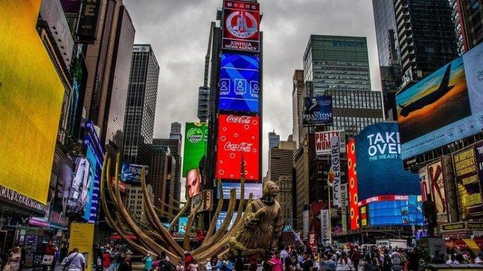 New York Tutup Tempat Publik dan Sekolah Demi Antisipasi Virus Corona