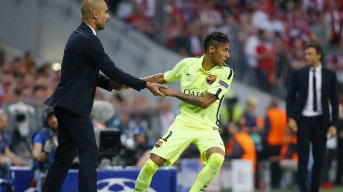 Neymar Disebut Pemain Brasil Paling 'Menderita' di Piala Dunia Sejak 1966