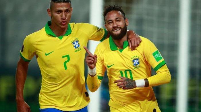 Buat Ulah Lagi! Pemain Timnas Brasil Dapat Teror Gara-gara Kecerobohan Neymar