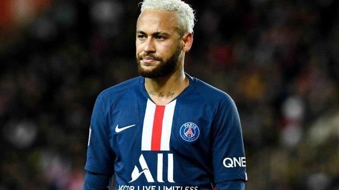 Demi Loloskan PSG ke Final, Neymar Siap Mati di Lapangan Lawan Manchester City