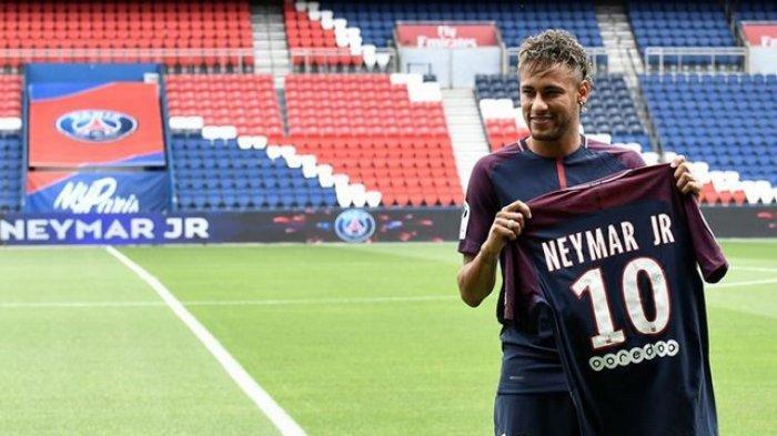 Neymar Positif Covid-19, Ini Pernyataan PSG