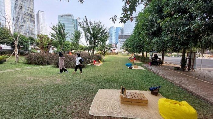 Taman Piknik, Tempat Asyik Buat Pelesiran Bareng Keluarga di Tengah Kota Jakarta