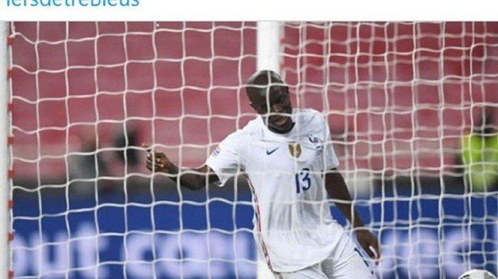 Hasil UEFA Nations League: Perancis Sukses Permalukan Portugal 0-1, Kante Cetak Gol Semata Wayang
