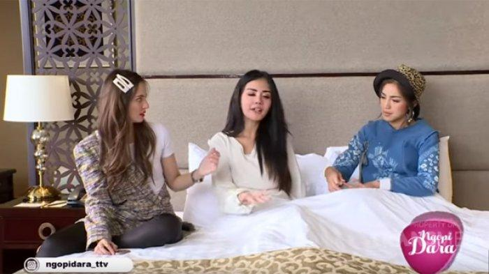 Anggia Chan Ungkap Soal Jadi Pacar Settingan Vicky Prasetyo, Nia Ramadhani : Hidupmu Masih Asli Kan?