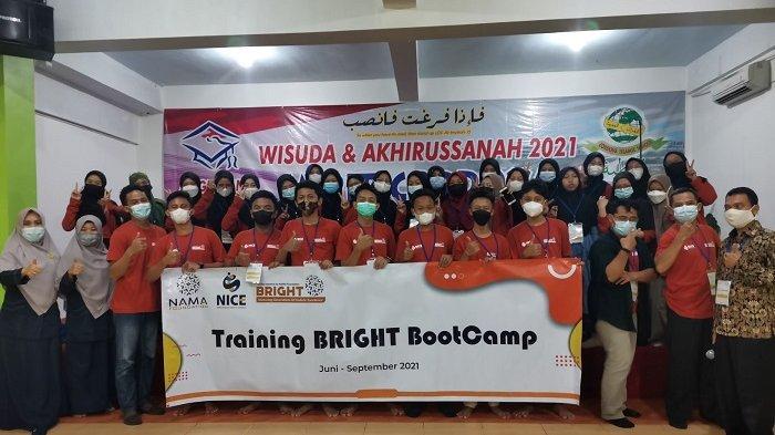 NICE Indonesia Gelar Bright Boot Camp 2021, Bantu Siswa Temukan Bakat dan Minat