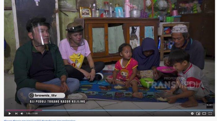 Keluarga Ini Hanya Makan Mi Instan Satu Dibagi 4, Nikita Mirzani Nangis: Setiap Hari Kayak Gini?