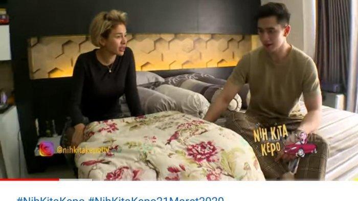 Kamarnya Dikunjungi Nikita Mirzani, Verrel Bramasta Panik saat Lihat Ini di Atas Kasur: Yah Malu